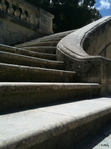 Escaliers Nîmes 1