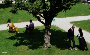 jardin du fort St André